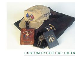 Custom Ryder Cup Gifts